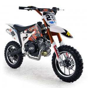 Cobra 4S 50cc 62cm Orange Kids Mini Dirt Bike