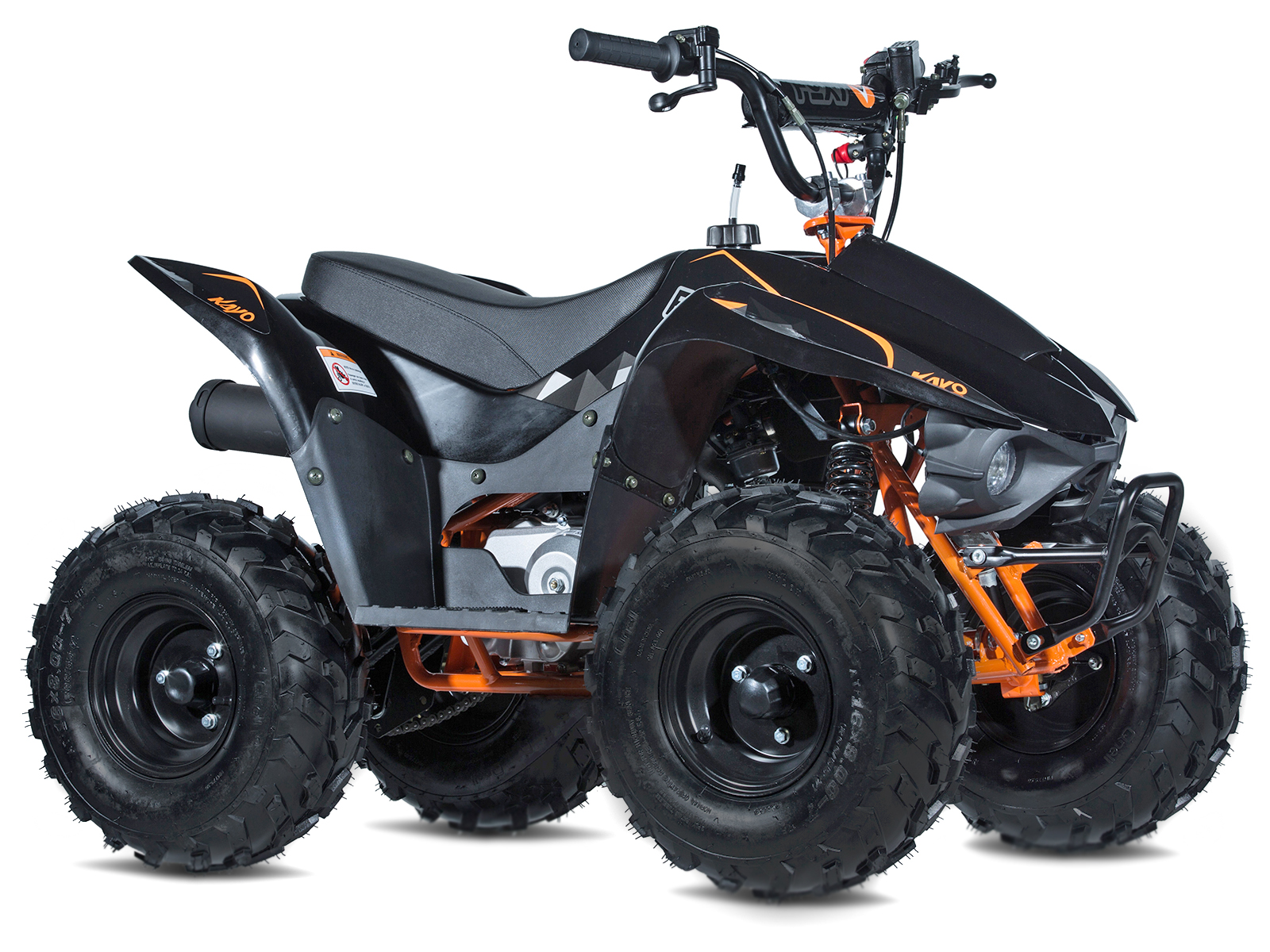 7c2ddd85510 KAYO FOX 70 ATV