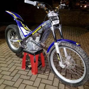 2002 SHERCO 250cc