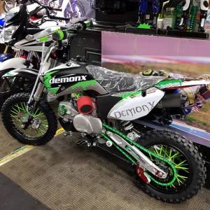 DEMON X DXR 125cc PIT BIKE