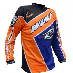 Wulfsport Crossfire Race Shirts Orange