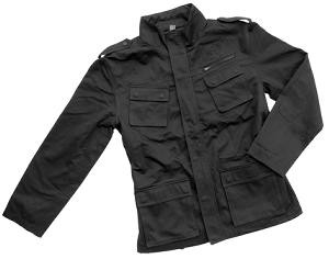Wulfsport Carrera Jacket Black