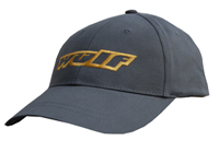 Wulfsport Cap Grey/Gold