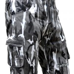 Wulfsport Camo Shorts
