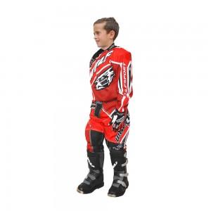 Wulfsport Crossfire Cub Race Shirts Red