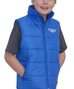 Wulfsport Cub Gilet Blue