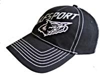 Wulfsport Cap Black