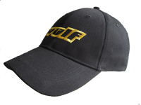 Wulfsport Cap Black/Gold