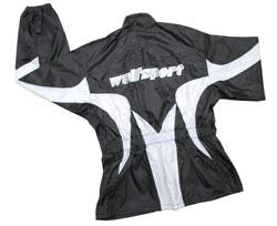 Wulfsport Waterproof Jacket and Pants Black