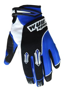 Wulfsport Cub Stratos M/X Gloves Blue