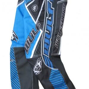Wulfsport Crossfire Cub Race Pants Blue