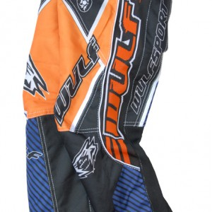 Wulfsport Crossfire Cub Race Pants Orange