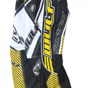 Wulfsport Crossfire Cub Race Pants Yellow