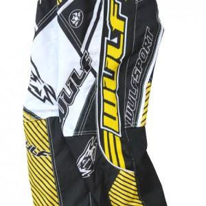 Wulfsport Crossfire Cub Race Pants Yellow