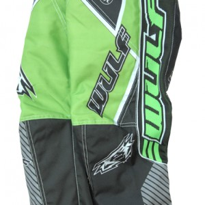 Wulfsport Crossfire Cub Race Pants Green