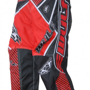 Wulfsport Crossfire Cub Race Pants Red