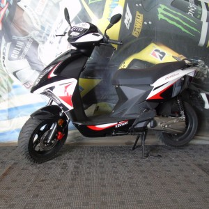 KEEWAY EVO 50cc – 2015 – ONLY 387 MILES