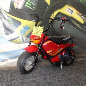 BRAND NEW 250 WATT KIDS ELECTRIC MONKEY BIKE