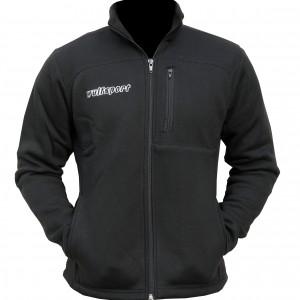 Wulfsport Zipped Sweater Black