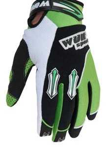 Wulfsport Cub Stratos M/X Gloves Green