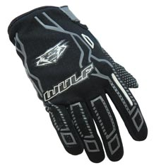 Wulfsport Cub Force Gloves Grey