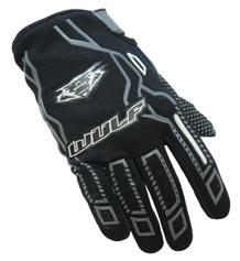 Wulfsport Cub Force Gloves Grey