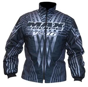 Max Equipe V-16 Jacket Grey