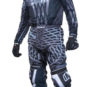 Max Equipe V-16 Race Shirts Grey