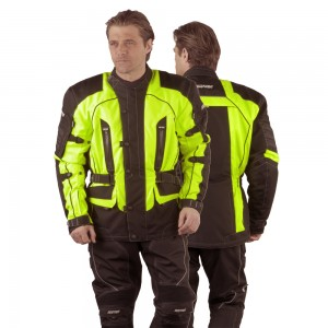 Rayven Fluo Jacket