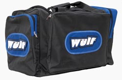 Wulfsport Kit Bag Blue