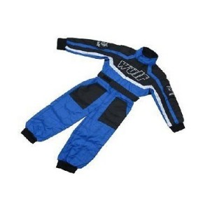 Wulfsport Car Racing Suit Blue