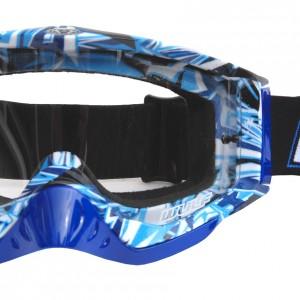 Wulfsport GEO Goggles Blue