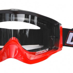 Wulfsport Shade Goggles Red