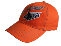 Wulfsport Cap Orange