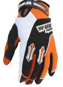 Wulfsport Cub Stratos M/X Gloves Orange