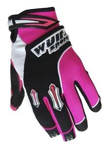 Wulfsport Cub Stratos M/X Gloves Pink