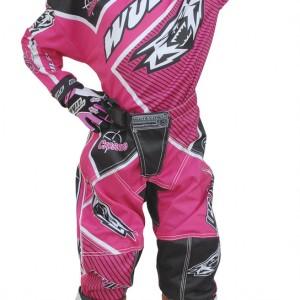 Wulfsport Crossfire Cub Race Shirts Pink