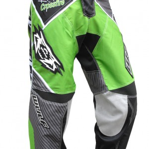 Wulfsport Crossfire Race Pants Green