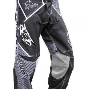 Wulfsport Crossfire Race Pants Black