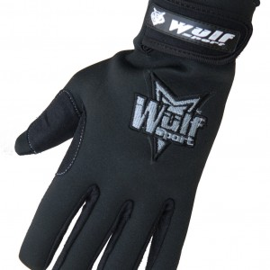 Wulfsport Neoprene Gloves Black
