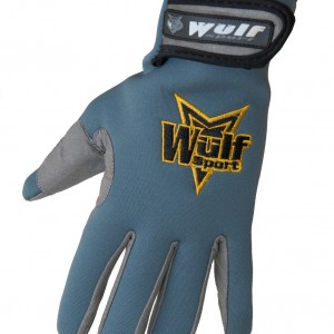 Wulfsport Neoprene Gloves Grey