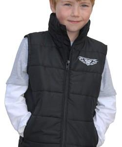 Wulfsport Cub Gilet Black