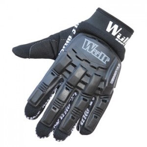 Wulfsport Wiggstyle Gloves Black