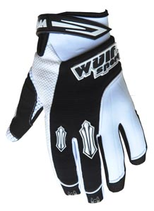 Wulfsport Cub Stratos M/X Gloves White