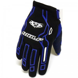 Wulfsport Force M/X Gloves Blue