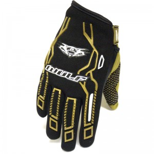 Wulfsport Force M/X Gloves Gold