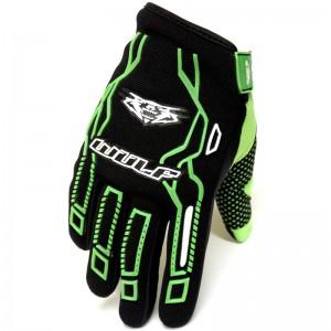 Wulfsport Force M/X Gloves Green