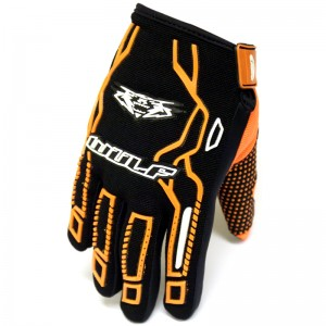 Wulfsport Force M/X Gloves Orange