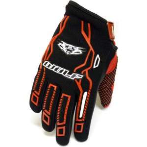 Wulfsport Force M/X Gloves Red