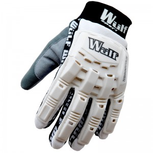 Wulfsport Wiggstyle Gloves White